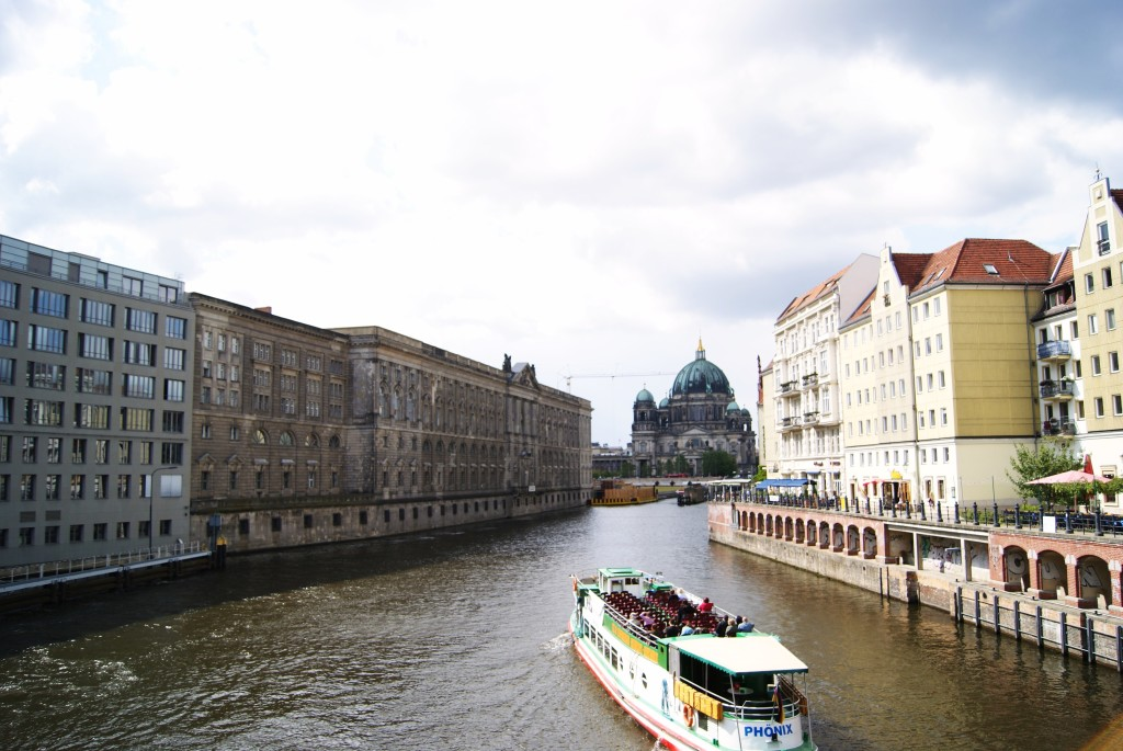 The river Spree